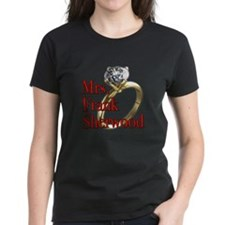 Army Wives Mrs. Frank Sherwood Tee