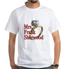Army Wives Mrs. Frank Sherwood Shirt