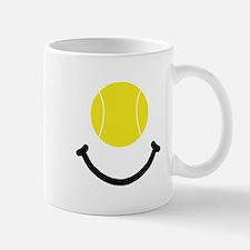 Tennis Smile Mug