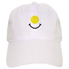 Tennis Smile Baseball Baseball Cap