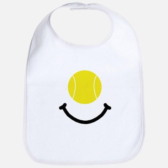 Tennis Smile Bib