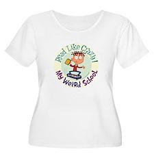 Read Like Crazy! T-Shirt