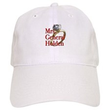 Mrs. General Holden Army Wives Baseball Cap