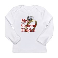 Mrs. General Holden Army Wives Long Sleeve Infant