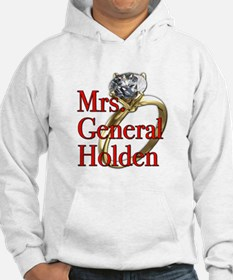 Mrs. General Holden Army Wives Hoodie