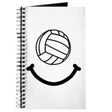 Volleyball Smile Journal
