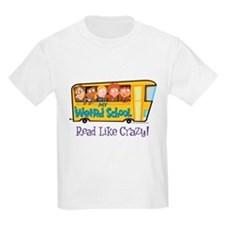 Read Like Crazy! T-Shirt