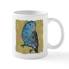 Blue Parrotlet Art Mug