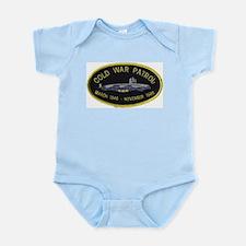 Funny Submarine Infant Bodysuit