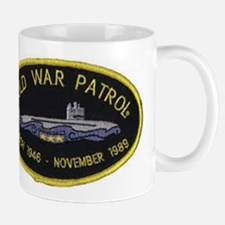 Cold War Patrol Patch Mugs