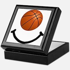 Basketball Smile Keepsake Box
