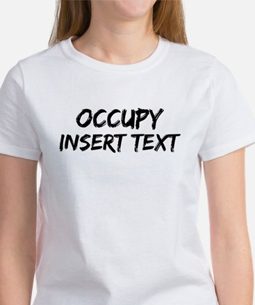 Occupy Women's T-Shirt
