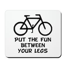Bike Fun Mousepad