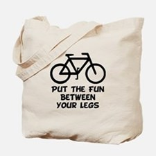 Bike Fun Tote Bag