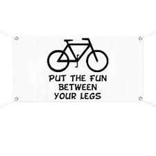 Bike Fun Banner
