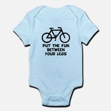 Bike Fun Infant Bodysuit