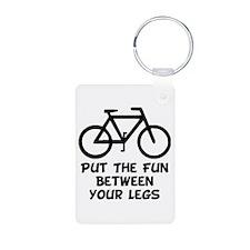 Bike Fun Keychains