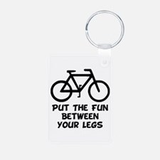 Bike Fun Keychains