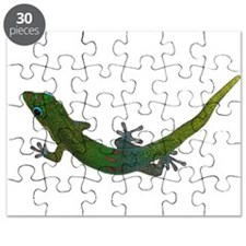 Day Gecko Puzzle