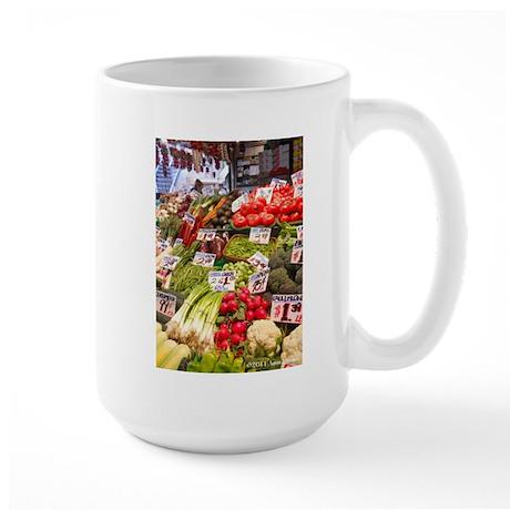 Pike Place Market Large Mug