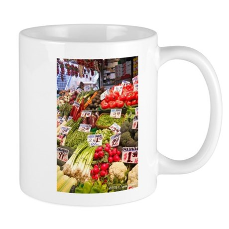 Pike Place Market Mug