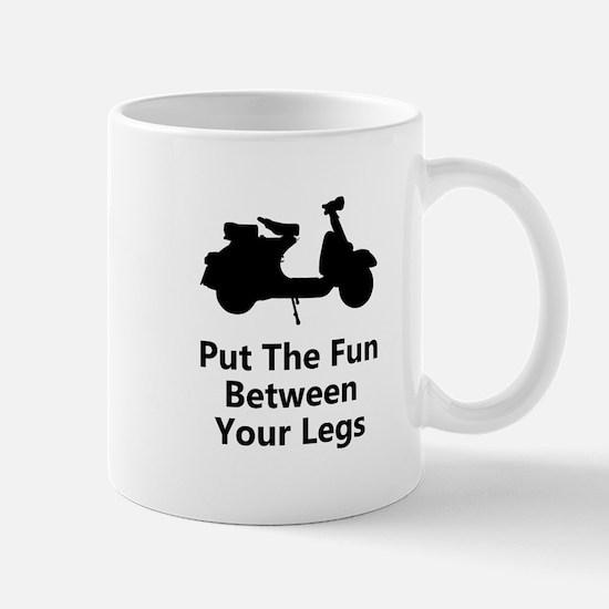 Scooter Fun Mug