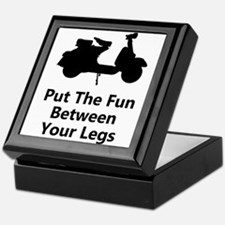 Scooter Fun Keepsake Box