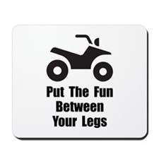 ATV Fun Mousepad