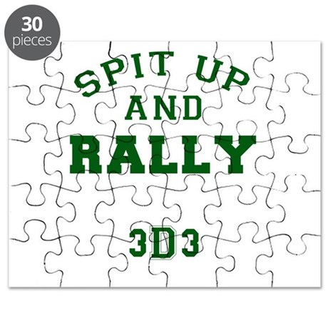spit up and Rally - Lighter G Puzzle