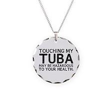 Tuba Hazard Necklace