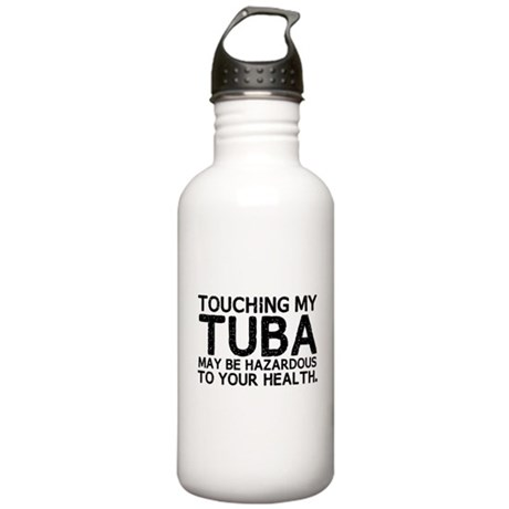 Tuba Hazard Stainless Water Bottle 1.0L