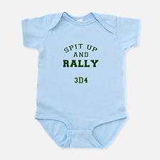Spit up 3d4 Infant Bodysuit