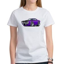 1970 AAR Cuda Purple Car Tee