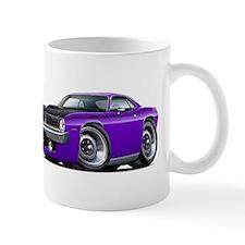 1970 AAR Cuda Purple Car Mug