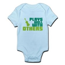 Plays Well With Others Infant Bodysuit