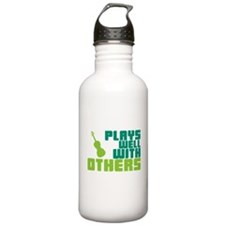 Plays Well With Others Water Bottle