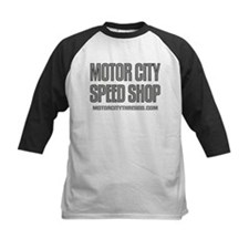 Motor City Speed Shop Logo Tee