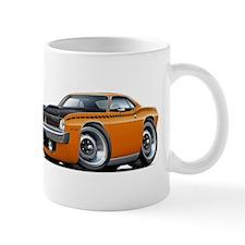 1970 AAR Cuda Orange Car Mug