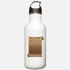Cool First amendment Water Bottle