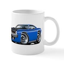 1970 AAR Cuda Blue Car Mug