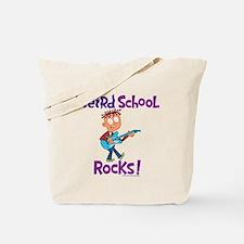 My Weird School Rocks! Tote Bag