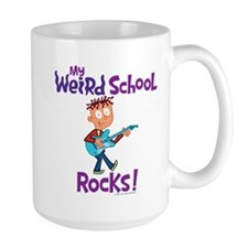 My Weird School Rocks! Mug