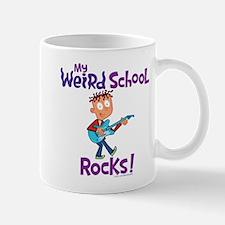 My Weird School Rocks! Mug