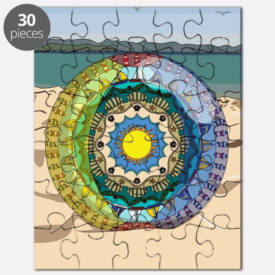 Summer Sunshine Puzzle