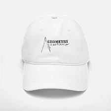 Plane Fun Geometry Baseball Baseball Cap