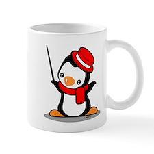 Music Penguin Mug