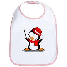 Music Penguin Bib