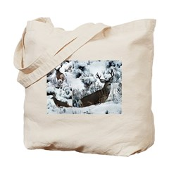 Non Typical buck deer Tote Bag