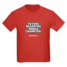FUTURE BEARD CHAMPION T