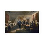 Declaration of Independence 38.5 x 24.5 Wall Peel